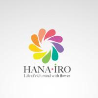 HANA・IRO〜ロゴマークを無料提案!ロゴ化するならロゴカ